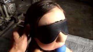 Grande dilatazione anale per la bruna Sasha Grey