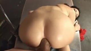 Rebeca Linares succhia come una cagna