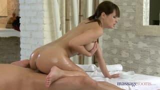 Un super massaggiatrice gaulée per massaggio!