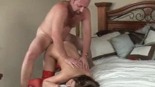 Austin Kincaid emozionante in lingerie
