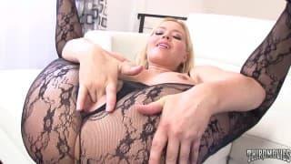 Krissy Lynn per una sessione si sesso hard