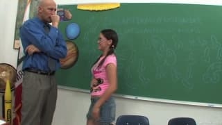 Kandi Milano- scopa con il mio insegnante