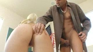 Alexis Texas è una vera e propria aula slut!