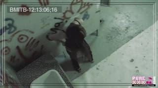 PureXXXFilms - giovane innocente viene scopata in bagno