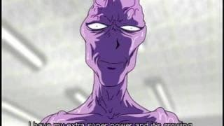 Una rossa in hentai scopata da grandi tentacoli
