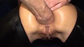 Fist fucking anale estremo !