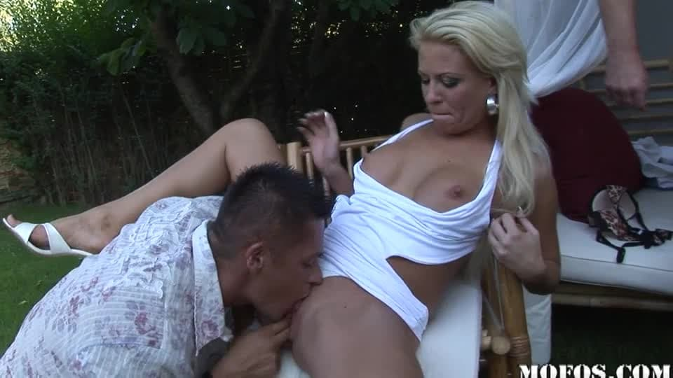 Mature All Holes Fucked