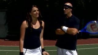 Tori Black adora scopare dopo il tennis