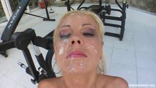 Marinana e un videoo di bukkake