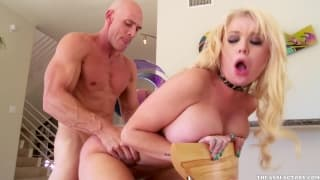 Alexis Ford sesso anale