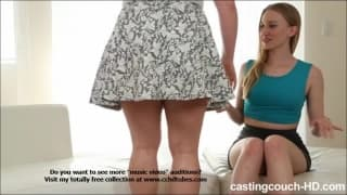 Riley per un casting porno con Maryann