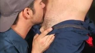 DUe gay che scoperanno ovunque