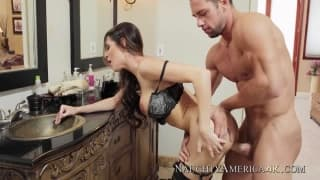 Kortney Kane fa sesso con Johnny Castle