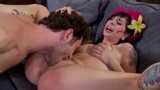 Joanna Angel gode sempre con James Deen