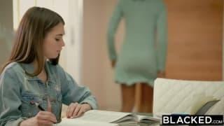 Un cazzo enorme e nero per Riley Reid