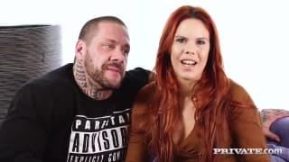 Gala Brown swi diverte con Rob Diesel