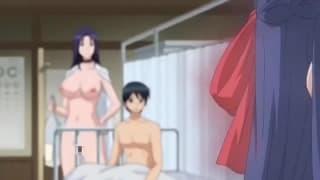 Tanto sesso in questo favoloso hentai