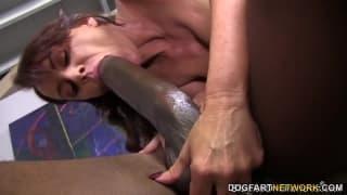 Janet Mason si fa scopare da Mandingo