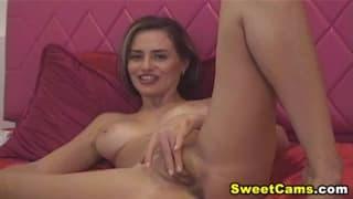Una masturbazione fatta con le dita