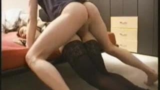 Una scena con una ragazza molto sexy