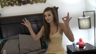 Megan scopre i piaceri di un'anale