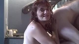 Donna matura che vuole leccare il culo