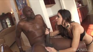 Scena di interrazziale per India Summer