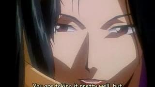 Un samurai che vuole scopare questa troia