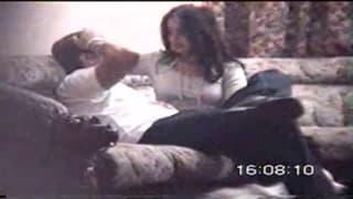 Video con telecamera nascosta