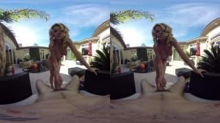 Un favoloso video in HD con Jessa Rhodes