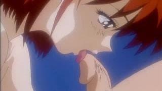 Una giovane rossa vogliosa di cazzo