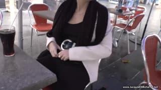 Queste donne francesi godono scopando
