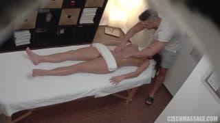 Più caldo massaggio porno