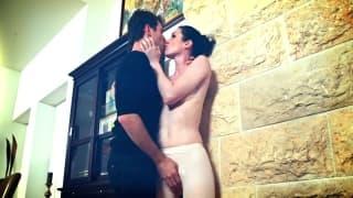 Una scena di sodomia con la bella Stoya