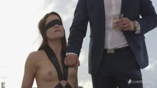 Una scena bollente con la bella Jenna