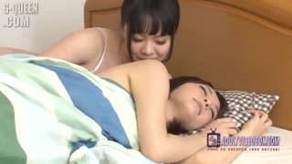 Nero lesbiche dominare