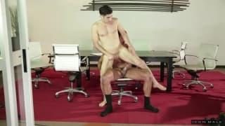 Nick Capra si sodomizza con Andy Banks
